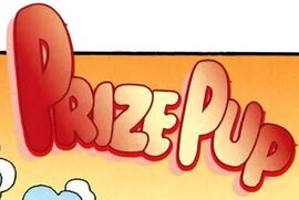 Prize Pup title card