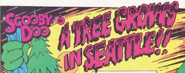A Tree Grows in Seattle!! title card