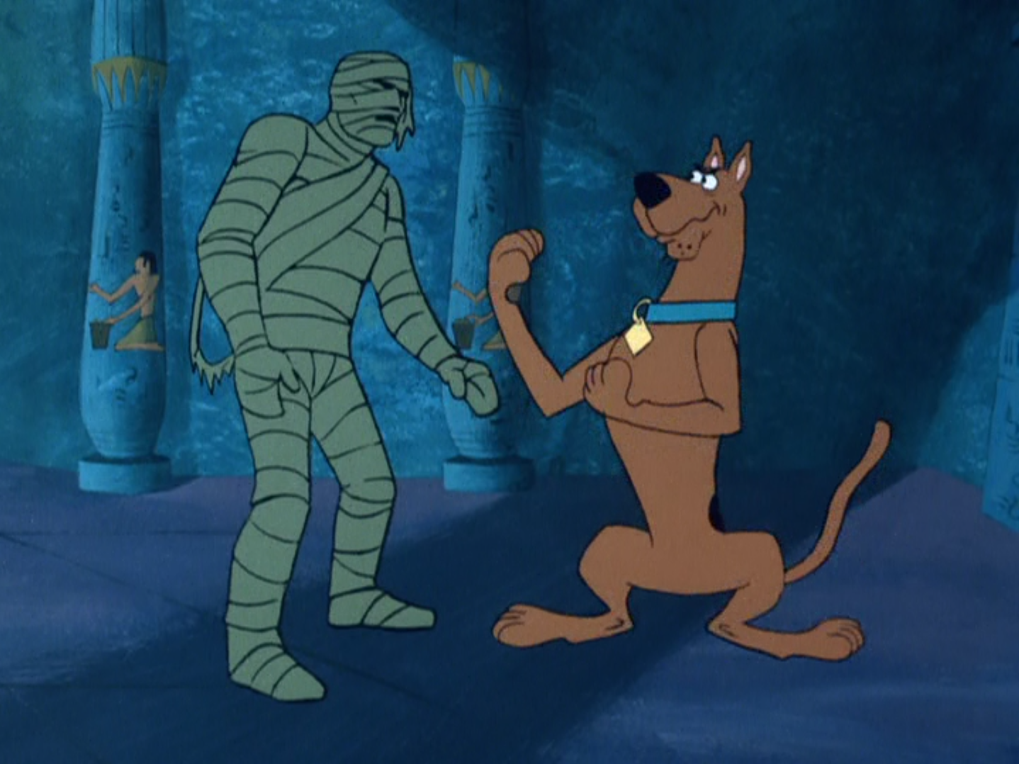 Scooby Doo and a Mummy, Too | Scoobypedia | Fandom