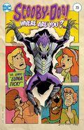 WAY 73 (DC Comics) digital cover