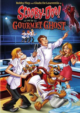 Gourmet Ghost DVD cover
