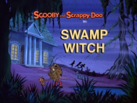 Swamp Witch title card