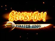 Scooby-Doo! Pirates Ahoy title card
