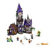 LEGO Mystery Mansion set