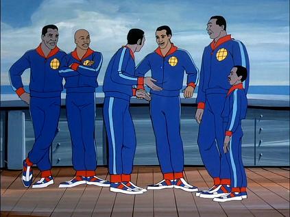 Harlem Globetrotters Scoobypedia Fandom Powered By Wikia