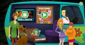 Scooby-Doo Mystery Cases play