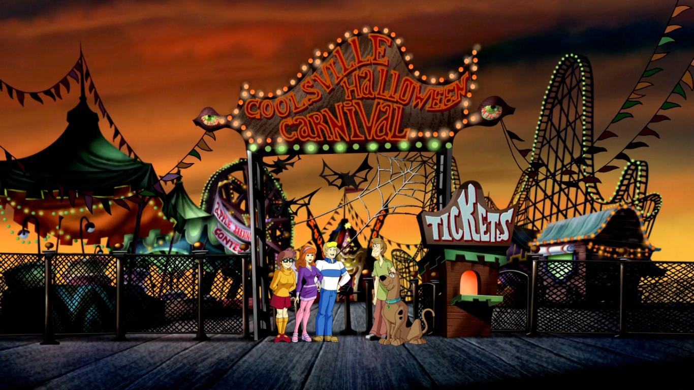image - coolsville halloween carnival | scoobypedia | fandom