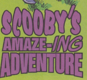 Scooby's Amaze-ing Adventure title card