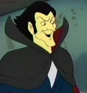 Dracula (A Halloween Hassle at Dracula's Castle)