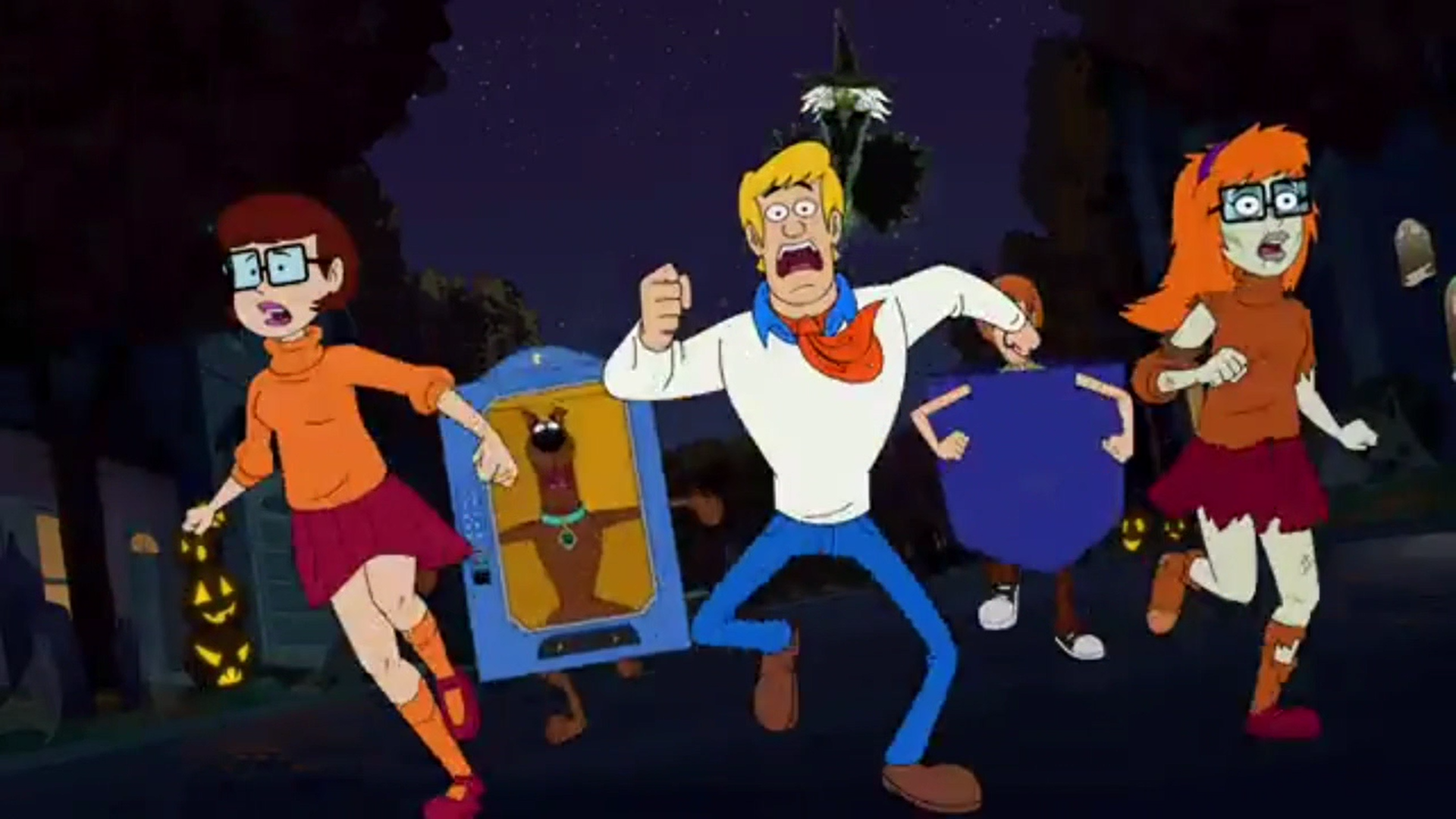 Halloween Be Cool Scooby Doo Episode Scoobypedia