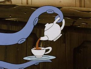 Toadstool tea