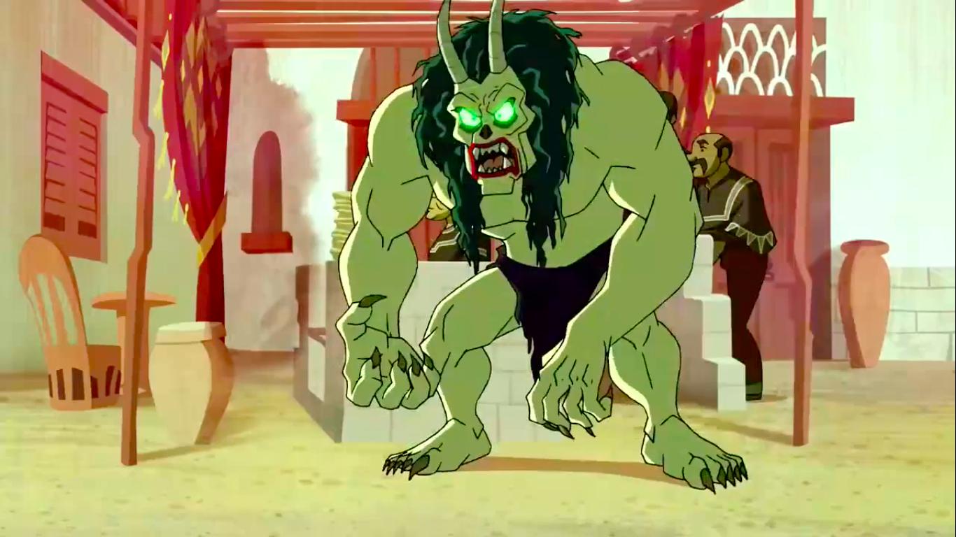 Monstrous Freak Scoobypedia Fandom