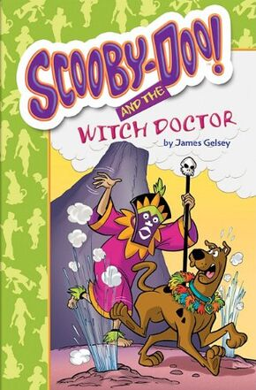 Scooby-Doo! and the Witch Doctor cover
