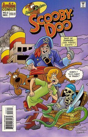 SD 3 (Archie Comics) cover