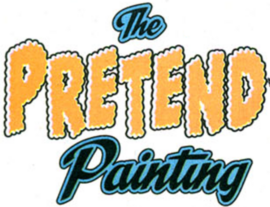The Pretend Painting title card