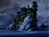 Beauregard Sanders' mansion