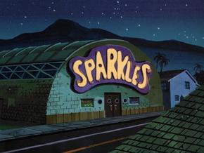 Sparkles (roller disco)
