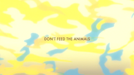 Don't Feed the Animals title card