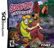 Unmasked cover (DS)