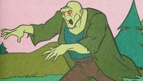 Zombie (Scooby-Doo! and the Zombie's Treasure)