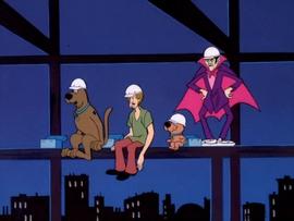 Foreman ordering Hard Hat's