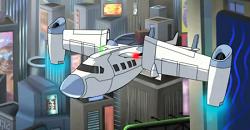 Automated plane