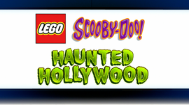 Haunted Hollywood title card