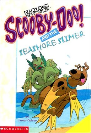 Scooby-Doo! and the Seashore Slimer cover