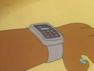 Scrappy's watch computer