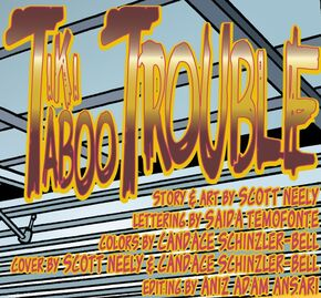 Tiki Taboo Trouble title card