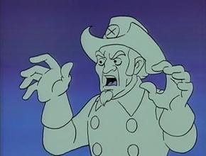 Ghost of Colonel Beauregard