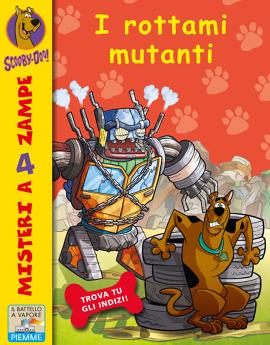 The Mutant Scraps cover