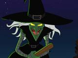 Baba Yaga (BCSD Halloween)