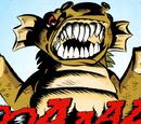 Giant Lizard Monster