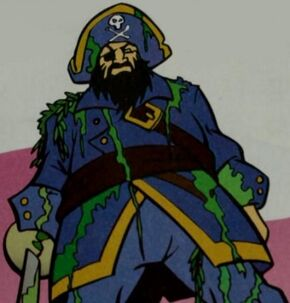 Ghost of Captain Frye