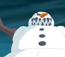 Headless Snowman