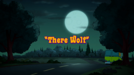 There Wolf title card