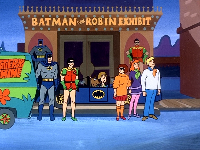 File:Dynamic Duo and gang outside exhibit.png