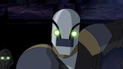 Robot ninja unmasked