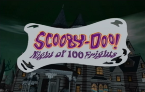 Night of 100 Frights title card
