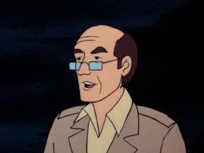 Professor Brixton