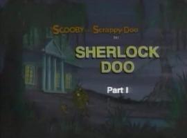 Sherlock Doo title card
