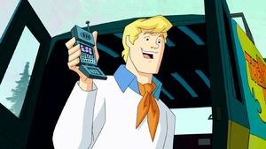 Fred Jr.'s smartphone