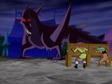 Large Dragon at Large