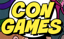 Con Games title card