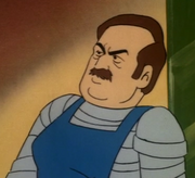 Orson Kane unmasked