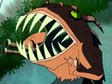 Piranha-Goat