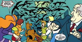 MI and Albert Hatchplot attacked by birds