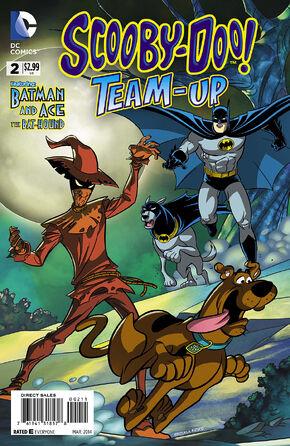 TU 2 (DC Comics) cover