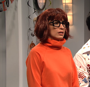 Melissa Villasenor as Velma